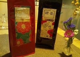 キャビック株式会社のブログ-宇治森徳「お茶を煎れる人、美しい。」