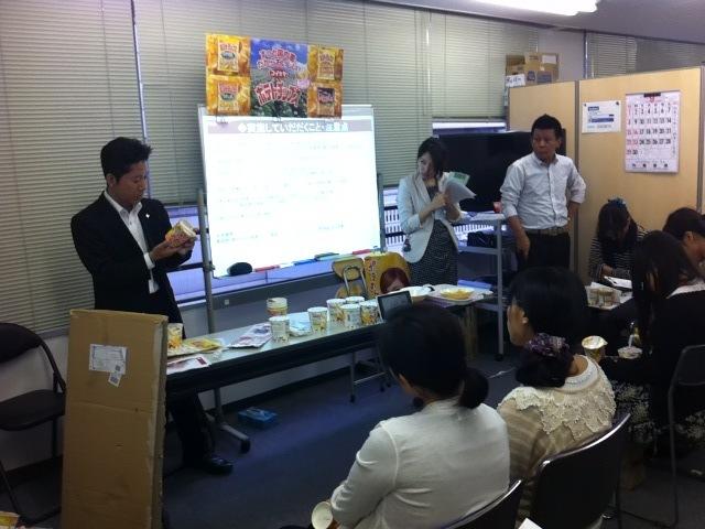 キャビック株式会社のブログ-ポテのん研修会