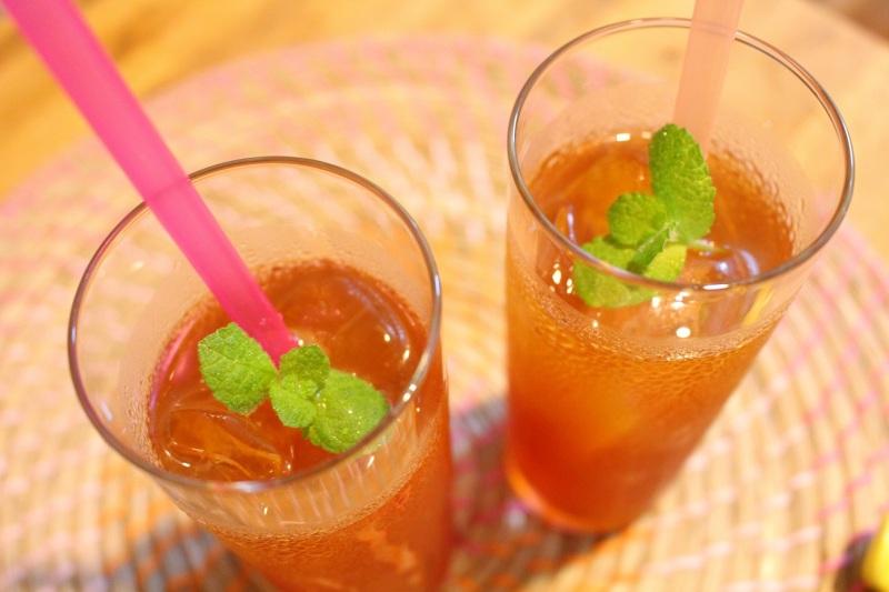 日東紅茶デイリークラブで作るアイスティー