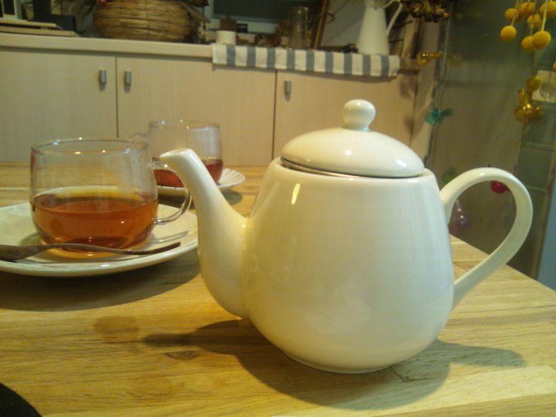 キャビック株式会社のブログ-紅茶の日