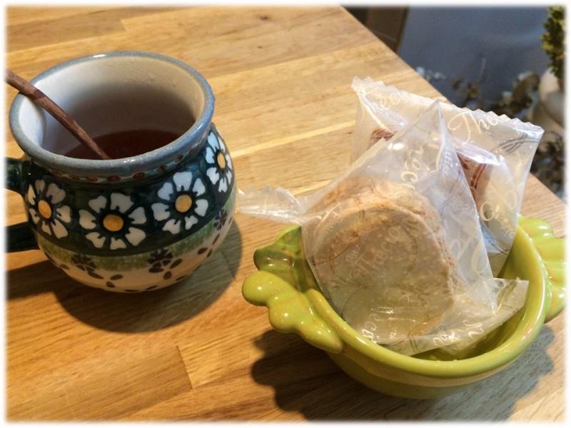 キャビック株式会社のブログ-Thecioと日東紅茶アップルティー
