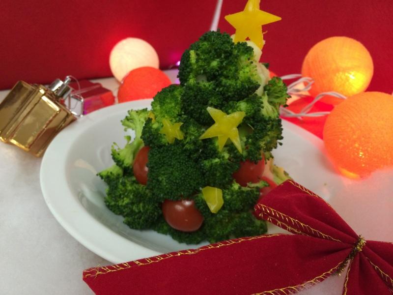 キャビック株式会社のブログ-キャビックツリーサラダ