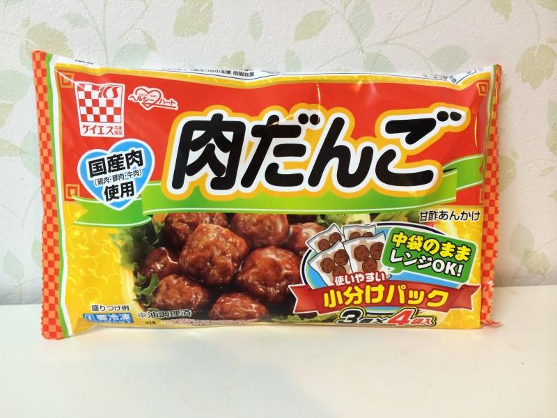 ケイエス食品『肉だんご』