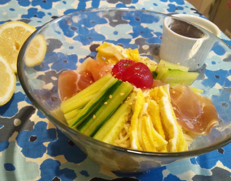 キャビック株式会社のブログ-レー麺