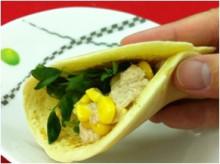 キャビック株式会社のブログ-ツナとコーンのお手軽サンド