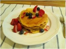 キャビック株式会社のブログ-ベリーのメープルパンケーキ