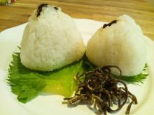 キャビック株式会社のブログ-フジッコ煮昆布のこぶマヨおにぎり