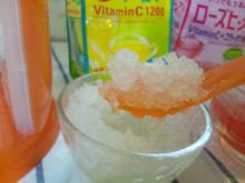 キャビック株式会社のブログ-C&レモンかき氷スプーン