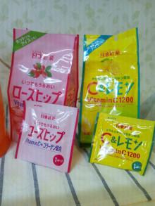 キャビック株式会社のブログ-ローズヒップ・C&レモン