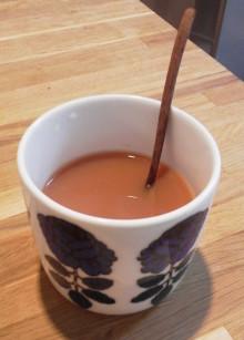 キャビック株式会社のブログ-日東紅茶『デイリークラブ』ミルクティー